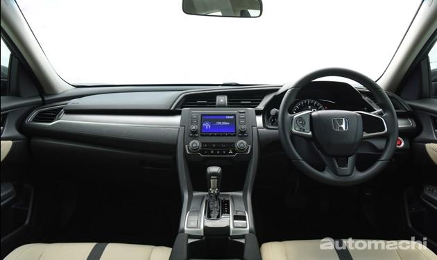C-Segment涡轮对决!Honda Civic FC对战Peugeot 408!