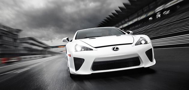 日系第一超跑,Lexus LFA的诞生故事!