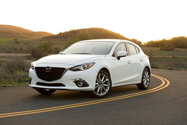 13年的成绩!Mazda3全球产量突破500万!