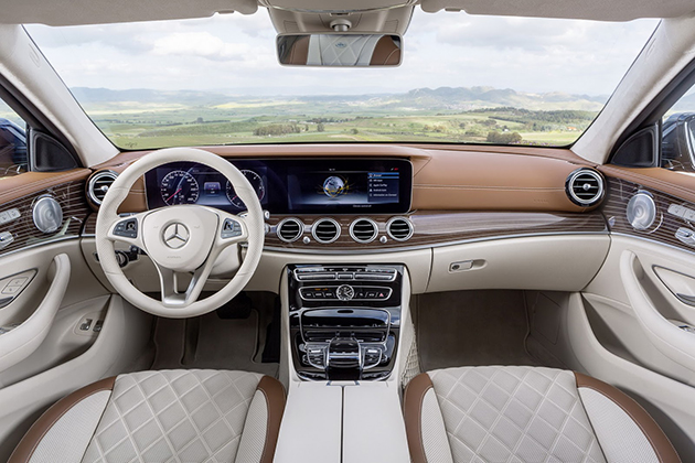 Mercedes-Benz E Class Estate正式发布!将在下半年于欧洲开卖!
