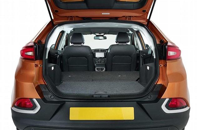 MG GS,英国风格的中型SUV!
