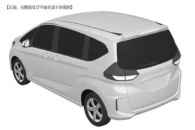 全新Honda Freed设计图现身!指名挑战Toyota Sienta!