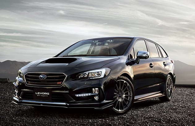 STI家族新成员!Subaru正式释出Levorg STI Sport细节!(内附影片)