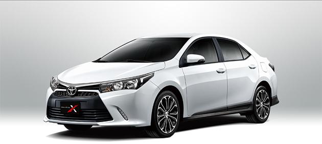 Toyota Corolla Altis X即将在国际市场上市? Automachi Com