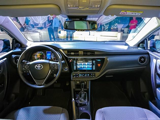 造型大翻转!Toyota Corolla小改款正式现身!