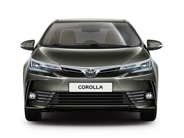 Toyota Corolla Altis小改款即将在下个月登陆泰国市场?