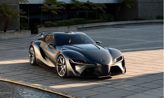 牛魔王即将复活!Toyota在欧洲注册Supra商标!
