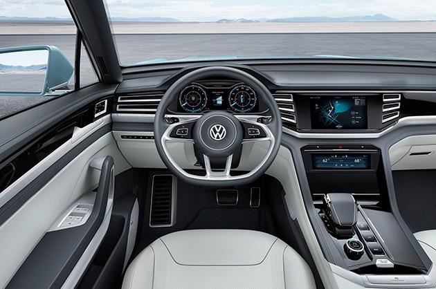 VW Cross Coupe Concept GTE还没上市就惨遭山寨!