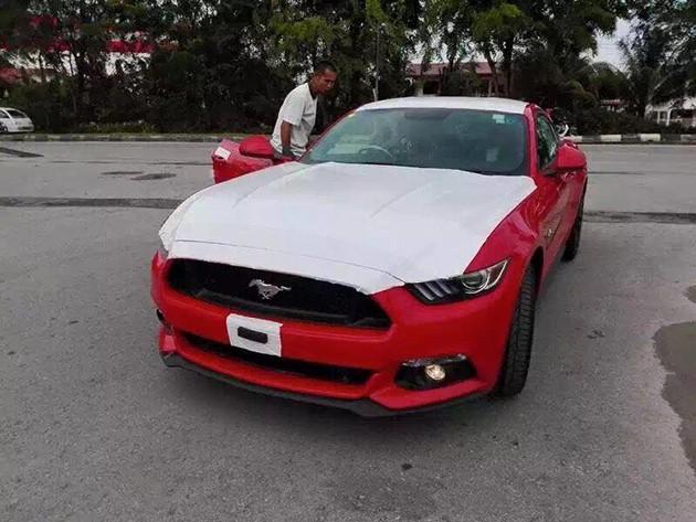 马来西亚首个全新Ford Mustang车主诞生!