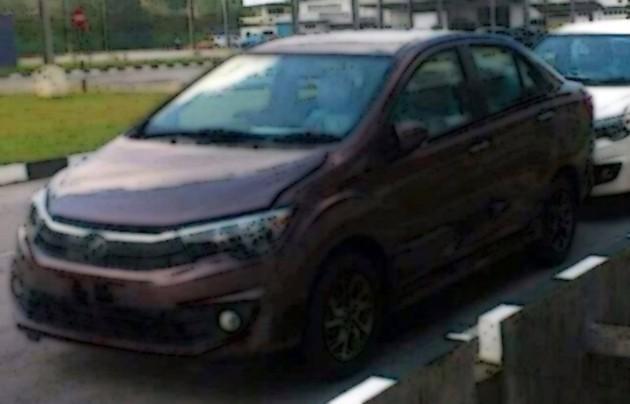 Perodua Sedan确定会在7月21日正式发布!