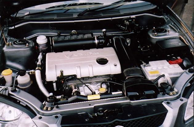 经典引擎回顾:Proton Campro系列引擎,第一具国产引擎!