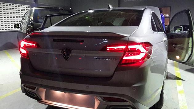 即将发布!Proton Perdana 2016现身Showroom!