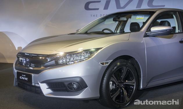 Honda Civic FC正式发布!售价从RM 113,800起跳!a_civic_fc_launch_05