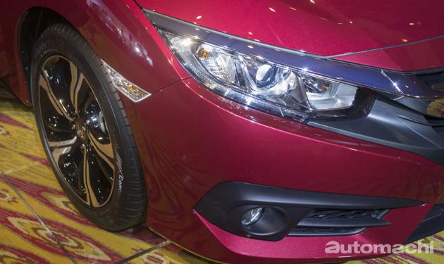 Honda Civic FC正式发布!售价从RM 113,800起跳!