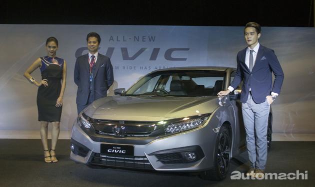 C-Segment新王者?Honda Civic FC有希望改变目前的市场格局吗?