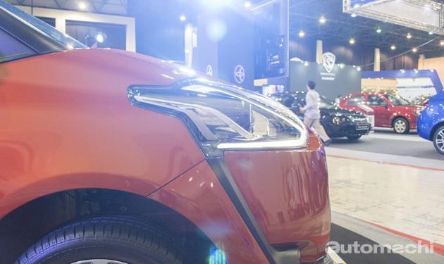 Toyota Sienta价格和规格曝光!全线搭载VSC!