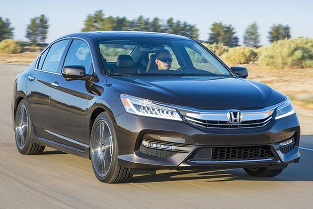 2016年下半年即将登场新车:Honda篇!
