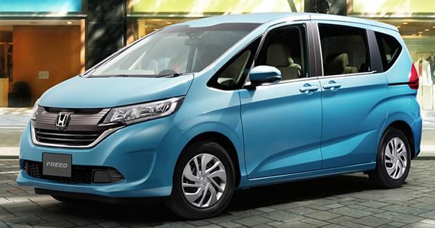 同一个底盘不同的变化!三款采用Honda Jazz为基础开发车款!