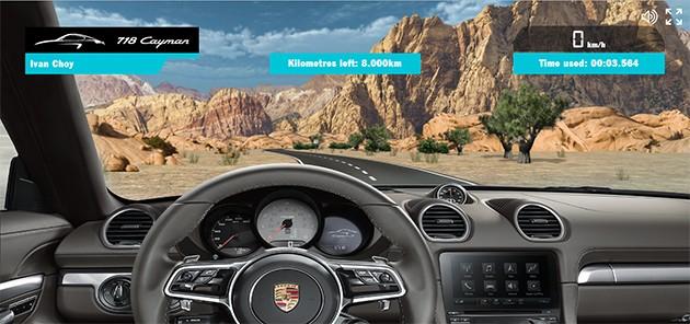 在游戏中驾驶Porsche 718 Boxster和Cayman尽情飞驰!