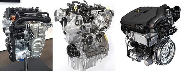 欧美日混战!谁的1.5L涡轮引擎更加出色!