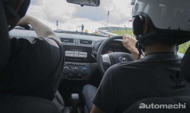首部Sedan EEV!Perodua Bezza初体验!
