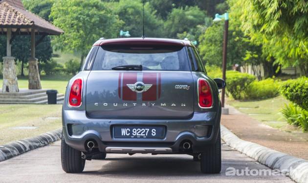 Mini Cooper S Countryman Park Lane,乐趣无穷的Crossover!