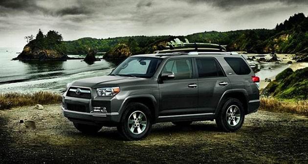 美国KBB公布2016十大保值车款,Toyota三款车入围!