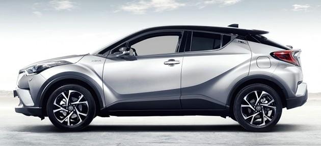 Toyota C-HR的推出会对整个B-Segment SUV市场带来什么冲击?