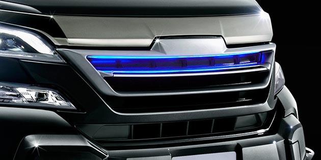 运动风的豪华MPV!Toyota发布Alphard/Vellfire TRD版本!