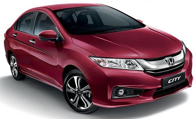 即将推出?Honda City小改款车型已经送往日本测试!