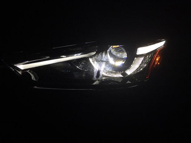 IIHS第二波头灯测试成绩出炉,SUV全军覆没!