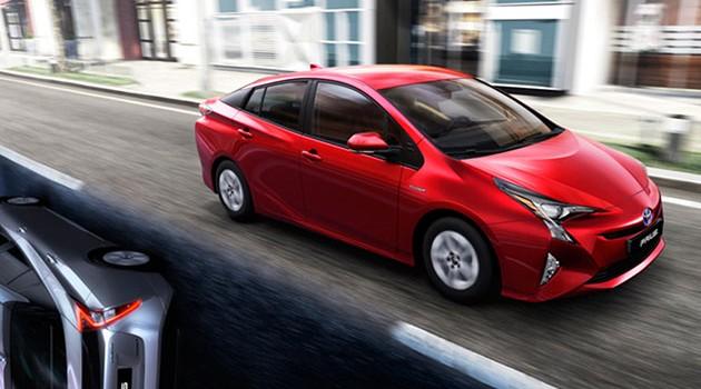 日本2016年6月汽车销量,Prius和Sienta持续热卖!