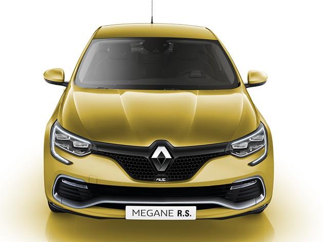 再次挑战纽柏林!Renault Megane RS将放眼再次成为最速前驱车!