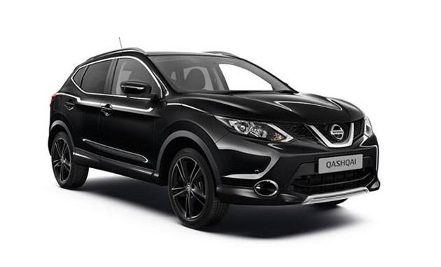 黑色才酷炫!Nissan发布Qashqai Black Edition限量版!