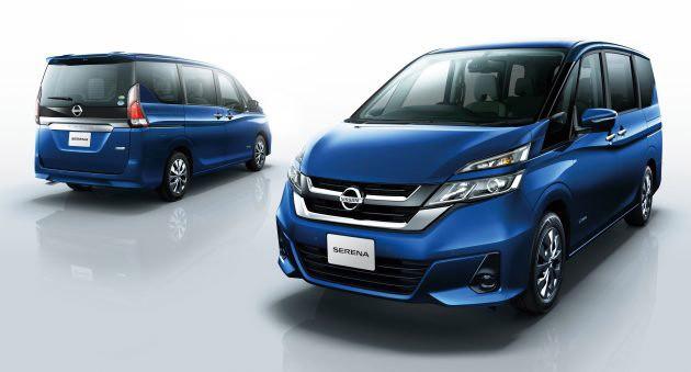 Nissan Serena 五代明年登陆我国,将以本地组装姿态上市!