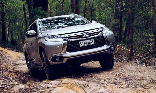 Mitsubishi Pajero Sport 2017登陆澳洲市场,我国遥遥无期!