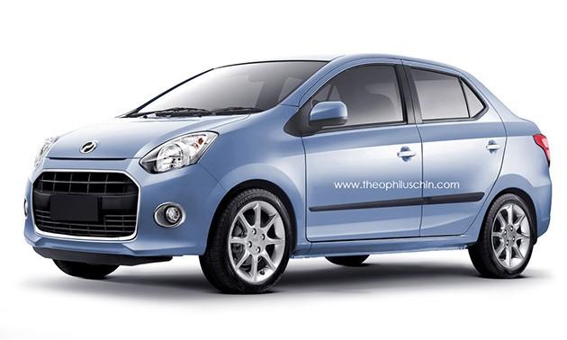 关于Perodua Axia Sedan,我们还有什么能够期待?