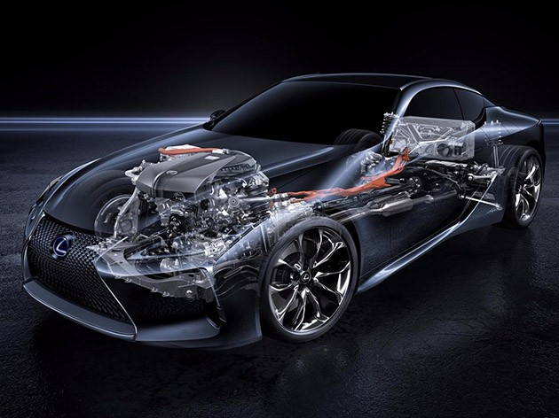 Toyota开发V6涡轮增压引擎!预计会搭载在全新Supra上!