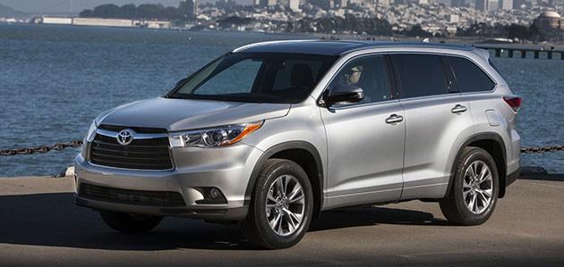 Toyota旗下到底有多少款SUV车型呢?
