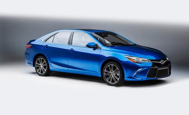 2016年6月美国汽车销量:Toyota Camry蝉联最受欢迎房车宝座!