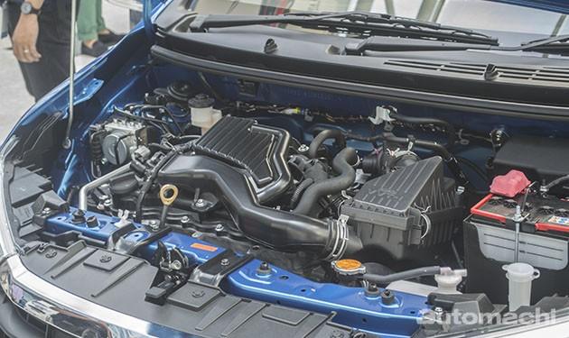 EEV的功臣第二篇,Perodua Bezza的1NR-VE引擎!