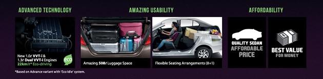 Perodua Bezza正式开放预订!