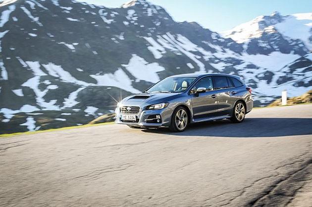 Subaru Levorg现身大马!开价RM199,720!