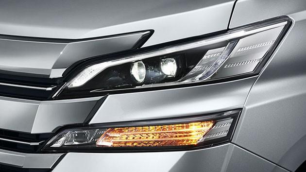 全新Toyota Alphard和Vellfire确定8月4日正式登场!