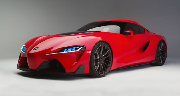 Turbo+Hybrid!Toyota确认打造全新的混合动力系统!