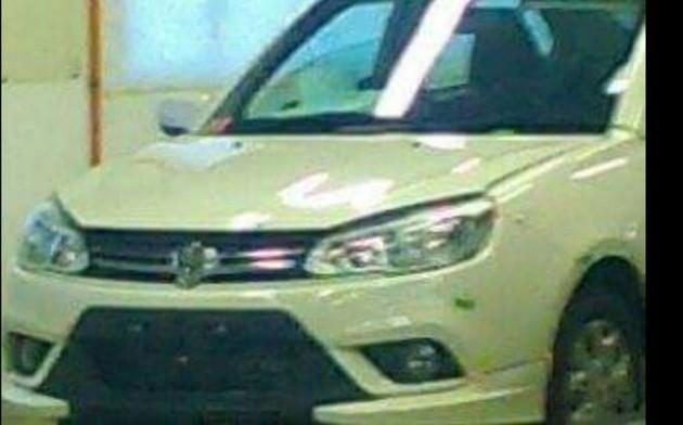 Dual Tone空力套件+运动化轮圈!Proton Saga 2016再现身!