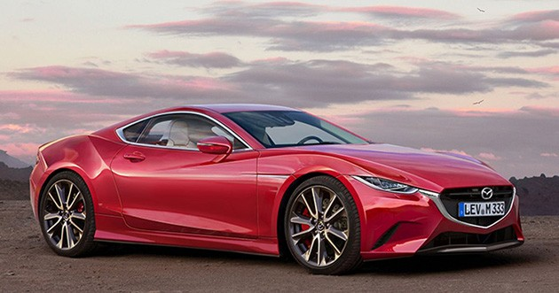 Mazda即将在2017东京车展展出全新RX-7?