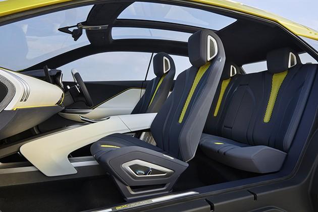 图为eX Concept SUV