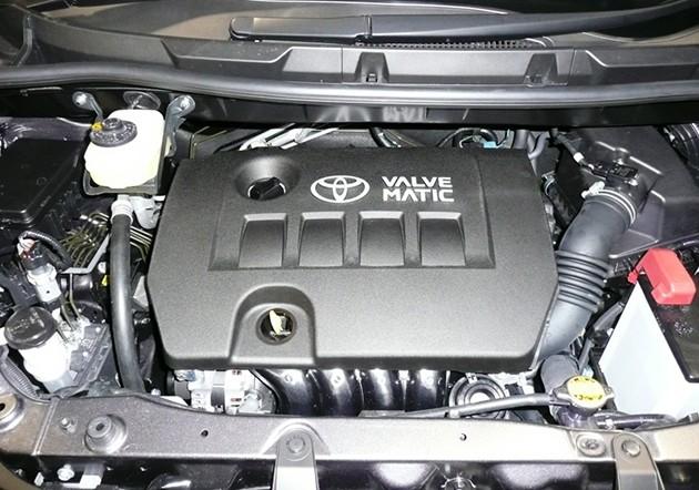 台湾独享!Toyota Sienta将会有1.8L Valvematic引擎!