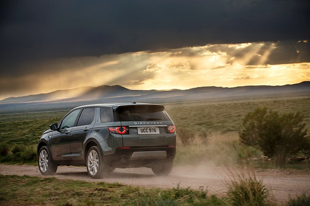 新增柴油版!Land Rover Discovery Sport 2.2L SD4大马开售!